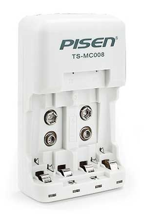 Sạc pin Pisen TS-MC008
